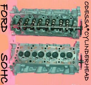2 Ford Lincoln Navigator 4 6 Sohc Cylinder Heads Cast Rf 1l2e Only Reman No Core