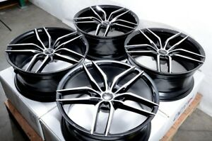 20 5x112 Wheels Fits Mercedes Benz Ml400 Ml450 Gl550 Cls400 Gl450 Gl350 Rims