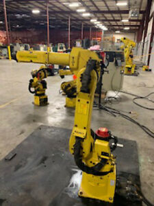 Fanuc Arc Mate 100i With Rj3 Controller