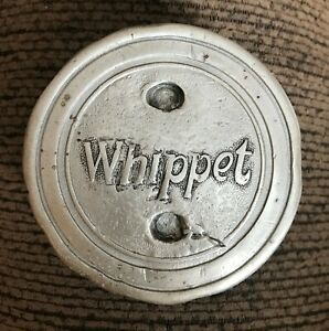 Vintage Antique Whippet Threaded Grease Dust Axle Hub Cap Cover