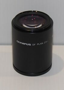 Olympus Df Plan 2x 2 Szh Szh10 Stereo Microscope Objective