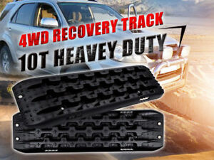 2pcs New Recovery Traction Tracks Sand Mud Snow Track Tire Ladder 4wd Fly5d