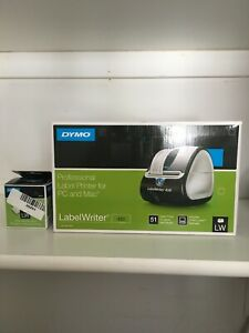 Dymo Labelwriter 450 Thermal Label Printer 1752264 And Refill