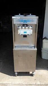 2009 Taylor 794 Soft Serve Frozen Yogurt Ice Cream Machine Warranty 3ph Water