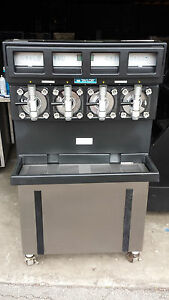 2004 2005 Taylor 349 Carbonated Slushie Frozen Drink Machine 1ph Air