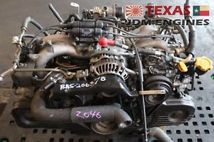 99 03 Subaru Forester Legacy 2 0l Sohc Engine With Egr Jdm Ej202 Ej252 2