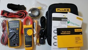 New Fluke 116 323 Electrician Kit With Accessories And More Must See Woow