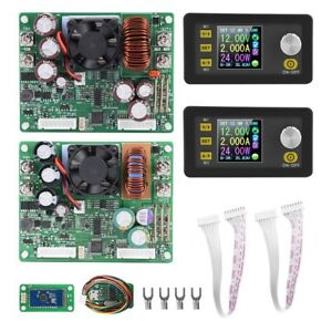 Step down Power Supply Module Color Lcd Constant Voltage Buck Converter