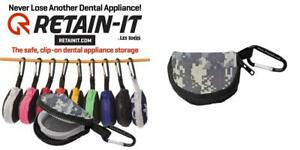 Retain it The Safe Clip on Retainer Mouth Guard And Dental Camouflage