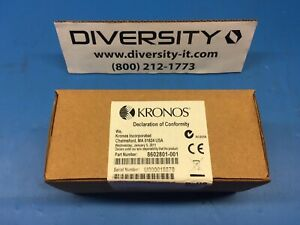 Kronos 4500 Touch Id Biometric Fingerprint Scanner 8602801 001
