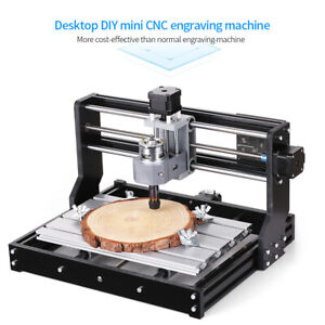 Cnc3018 Pro Diy Router Kit Engraving Milling Machine Grbl Control 3 Axis er11
