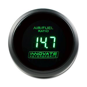 3873 Innovate Lc 2 Db Green Wideband Air Fuel Afr Gauge Kit