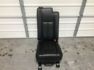 2007 2017 Lincoln Navigator Ford Expedition 2nd Second Middle Jump Seat Black