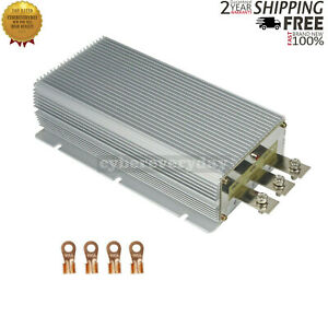 Car Voltage Stabilizer Dc dc Buck Voltage Converter Module 24v To 12v 100a 1200w