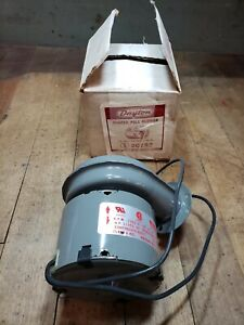 Dayton 2c782 Shaded Pole Blower Nos