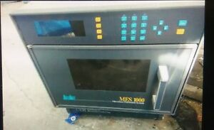 Analyzer Cem Mes 1000 Microwave Extraction System Moisture Solids W Carousel