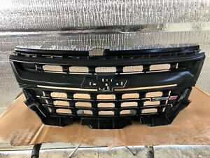 2017 2018 Chevy Colorado Zr2 Front Grill Oem