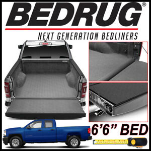 Bedrug Impact 2007 2018 Chevy Silverado 1500 Bed Protection Liner Mat Fits 6 6