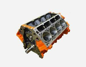 394 Ls1 Chevy Short Block Stroker Engine All Forged Iron Block Up To 650hp