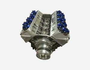 540 Big Block Chevy Long Block Crate Engine Boost Ready Up To 1000hp