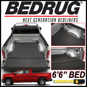 Bedrug Bedtred Impact Liner Bed Mat 2019 Chevy Silverado 1500 With 6 6 Bed