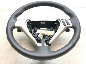 2007 2008 Honda Civic Steering Wheel W switches W o Bag Genuine Oem