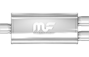 Magnaflow Universal Straight Through Muffler 12388