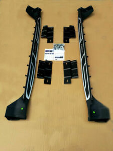 Fit 2011 2019 Jeep Grand Cherokee Side Step Oe Style Nerf Bars Running Board