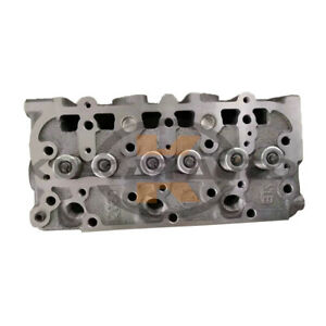D902 Complete Cylinder Head With Valves Spring Installed For Kubota Rtv900 Zd323