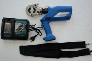 Ce Hl 300 Electric Hydraulic Crimping Tools Charging Type Powered Wire Crimpers