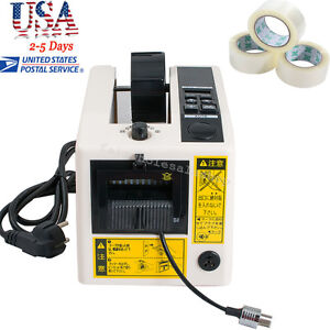 Automatic Tape Dispensers Adhesive Tape Cutter Cutting Packaging Machine Easy