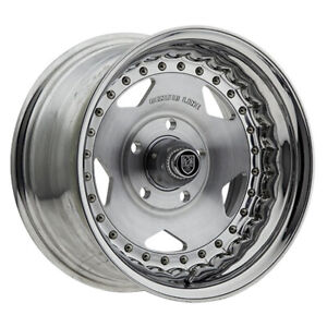 Centerline 000 Convo Pro Rim 15x8 5x4 5 Offset 0 Polished Brush Face Qty Of 1