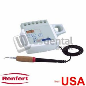 Renfert Waxlectric I Programmable 110 Volts electric Wax Spatula Of 2156 1000