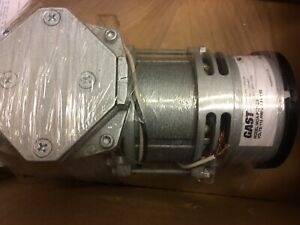 Gast Moa p101 ca Oil less Diaphragm Vacuum Pump Compressor