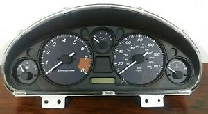 99 00 Mazda Miata Gauge Cluster Assembly Excellent Condition