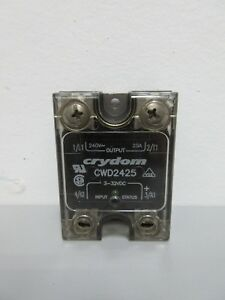 New Crydom Cwd2425 Solid State Relay