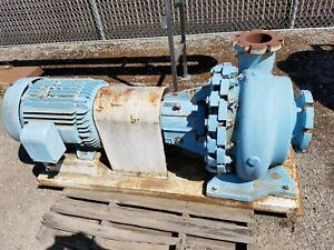 Itt ac Pump F8m1 Trash Pump