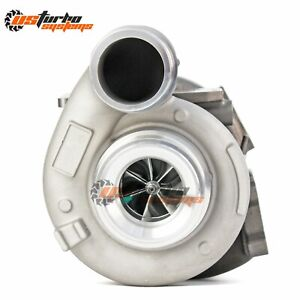 2007 2012 Dodge Ram Cummins Isb 6 7l He351ve Turbo Charger Billet Comp Wheel