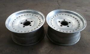 Chevy Centerline 15x7 Wheels Rims Gm Chevelle Nova Camaro Race J15526