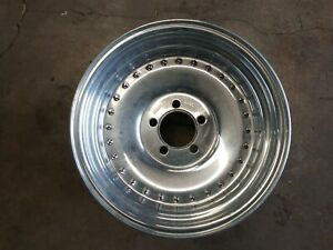 Ford Mopar Vintage Centerline Aluminum Wheel Rim 15x7 Race Single J14546