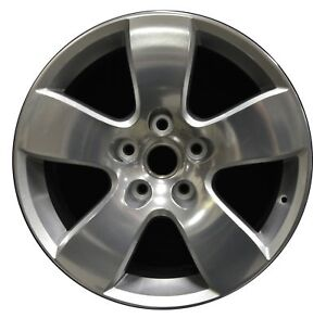 20 Dodge Ram 1500 2009 2010 2011 2012 Factory Oem Rim Wheel 2363 Silver Polish