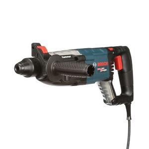 Bosch 8 Amp 1 1 8 Sds plus Bulldog Xtreme Variable Speed Rotary Hammer Drill