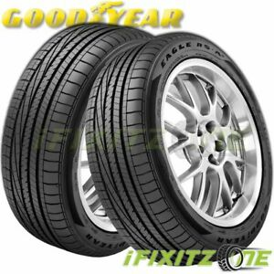 2 Goodyear Eagle Rs A2 245 45zr20 99y Performance Tires