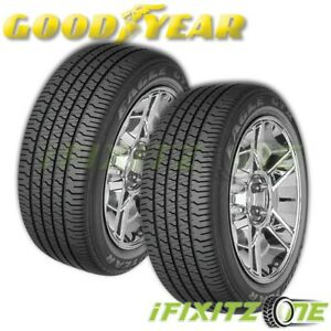 2 Goodyear Eagle Gt Ii P275 45r20 106v Performance Tires