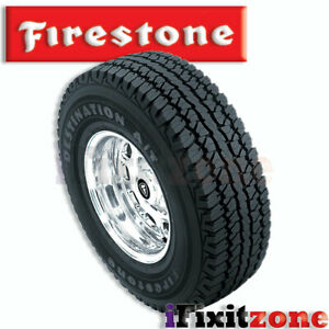 1 Firestone Destination At P265 70r17 113s Owl Off Road All Terrain Tires