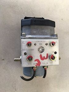 Porsche 911 996 986 Abs Hydraulic Brake Pump With Traction Control 99635575528