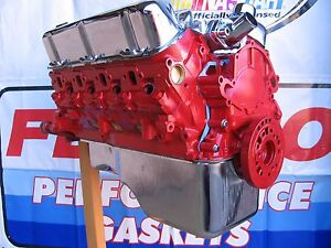 Ford 302 320 Hp High Performance Balanced Crate Engine Mustang Truck