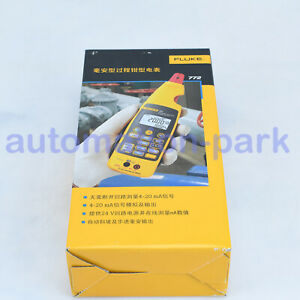 1pc Brand New Digital Fluke 772 Milliamp Process Clamp Meter Tester Dhl Free