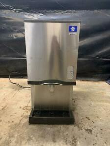 Manitowoc Sn12a 261 Lb Countertop Nugget Ice Maker Water Dispenser