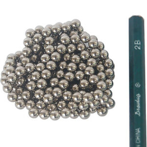 1000 Strong Magnets 5mm Neodymium Spheres Balls Free Shipping